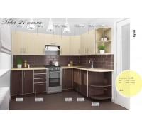 Кухня угловая набор 008