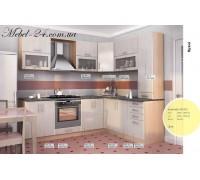 Кухня угловая набор 012 МДФ