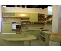Кухня классика угловая 1
