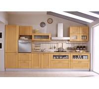 Кухня прямая фасады AGT