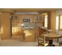 Кухня классика угловая 31