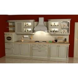 Кухня классика прямая 5