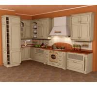 Кухня классика угловая 32