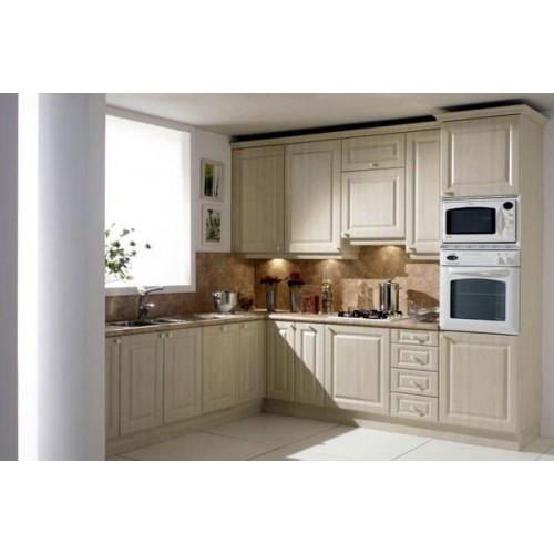 Кухня угловая фасад МДФ-19мм,фурнитура linken
