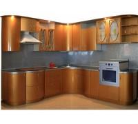 Кухня угловая мдф столешница 38мм