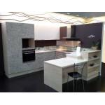 Кухня угловая МДФ-19 мм, фурнитура blum