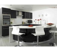 Кухня модерн угловая 7