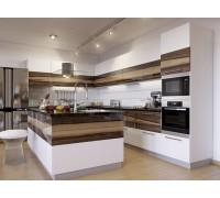 Кухня модерн угловая 9