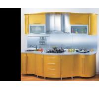 Кухня модерн прямая 5
