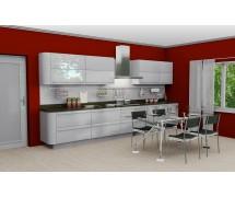 Кухня модерн прямая 11
