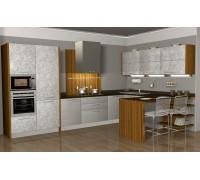 Кухня модерн угловая 16