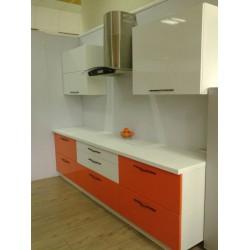 Кухня модерн прямая 16