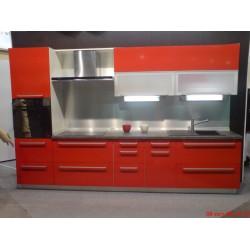 Кухня модерн прямая 21