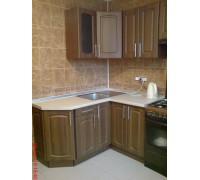 Кухня угловая мдф-16 мм, фурнитура Linken