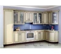 Кухня угловая МДФ,эконом стандарт-1