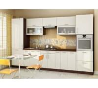 Кухня прямая МДФ, эконом стандарт-5