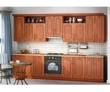 Кухня прямая МДФ, эконом стандарт-1