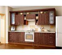 Кухня прямая МДФ, эконом стандарт-2