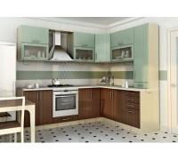 Кухня угловая МДФ,эконом стандарт-12