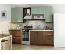 Кухня прямая МДФ, эконом стандарт-20