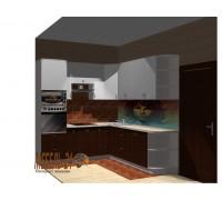Дизайн кухни МДФ Белая Церковь