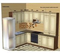 Кухня угловая для Сергея Бровары