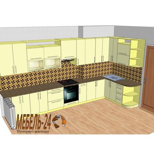 Проект кухни Киев