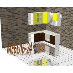 Кухня угловая 4 кв/м Бровары Мебель-24