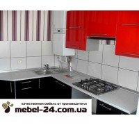 Кухня угловая мдф-16 мм, столешница 28 мм