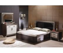 Спальня Элизабет белая комплект