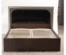 Кровать Элизабет черная