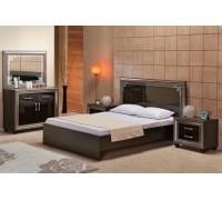 Спальня Элизабет черная комплект