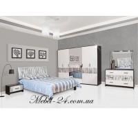 Спальня Бася Новая (Нейла) набор СМ