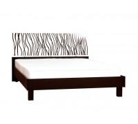 Кровать Бася Новая (Нейла) СМ