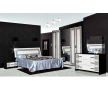 Спальня Бася Новая (Олимпия) набор