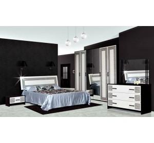 Спальня Бася Новая Олимпия Світ Меблів