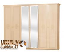 Шкаф 6Д Флоренция СМ