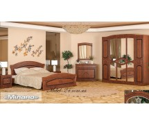 Спальня Милано набор