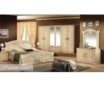 Спальня Рома набор Мебель-Сервис