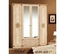 Шкаф 4Д Рома Мебель-Сервис