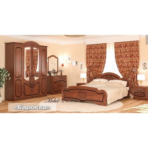 Спальня Барокко набор Мебель-Сервис