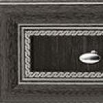 Комод 3Д/1Ш Бристоль Мебель Сервис