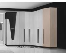 Шкаф 230 Арья (угловое окончание) МФ