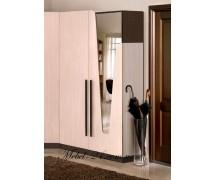 Шкаф 550 с зеркалом Арья МФ