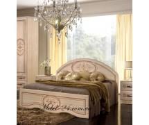 Кровать с низким изножьем Василиса МФ