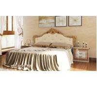 Кровать Дженифер с мягким изголовьем
