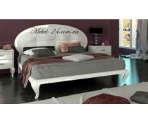 Кровать Империя с мягкой спинкой