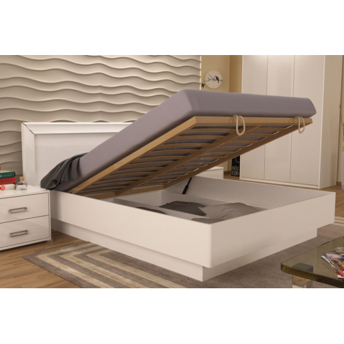 Кровать Белла с подъёмником Миромарк
