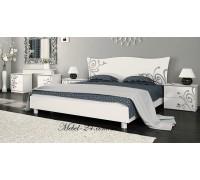 Кровать 2сп Богема 1.6 новая конструкция