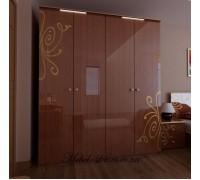 Шкаф Богема 4Д без зеркал